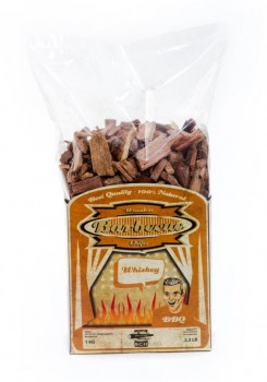 Axtschlag Räucherchips Whisky Eiche/ Whisky Oak 1kg
