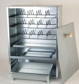 r ucherschrank f r 12 fische. Black Bedroom Furniture Sets. Home Design Ideas