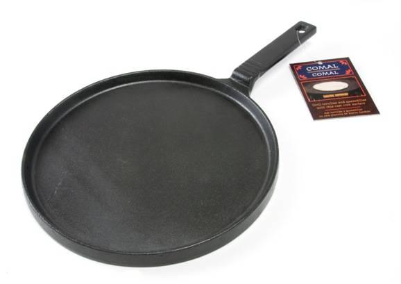 tortilla und fajita pfanne aus gusseisen grill shop. Black Bedroom Furniture Sets. Home Design Ideas