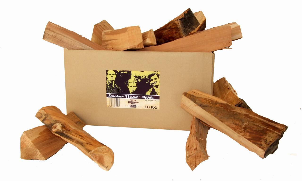 r ucherholz smoker wood apple apfel 10kg. Black Bedroom Furniture Sets. Home Design Ideas