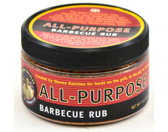 ... » Grill-Gewürze » BBQ Rubs » Barbecue Rub All-Purpose 85g
